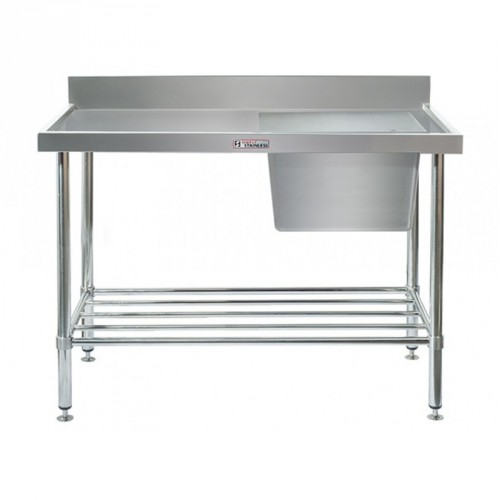 Simply Stainless SS05-6-1800R Sink Bench 1800x600