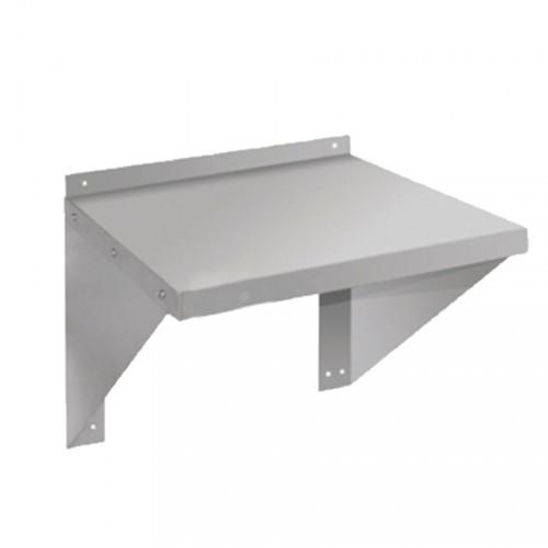 Stainless Steel Compact Microwave Shelf