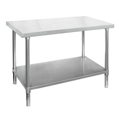 Economic Stainless Bench With Splashback 300X700